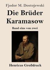 Die Brüder Karamasow (Großdruck)