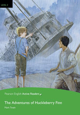 Level 3: The Adventures of Huckleberry Finn Book and Multi-ROM with MP3 Pack
