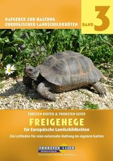 Freigehege für Europäische Landschildkröten