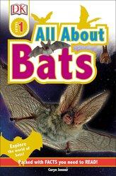 DK Readers L1: All about Bats: Explore the World of Bats!