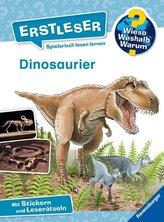 Wieso? Weshalb? Warum? Erstleser: Dinosaurier (Band 1)