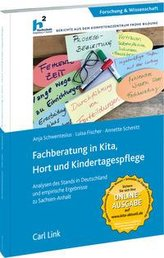 Fachberatung in Kita, Hort und Kindertagespflege
