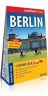 Comfort!map Berlin 1:20 000