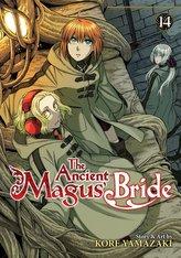 The Ancient Magus\' Bride Vol. 14
