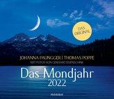 Das Mondjahr 2022 Wandkalender