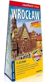 Comfort!map Wrocław 1:22 500