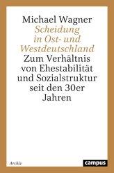Scheidung in Ost- und Westdeutschland
