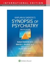 Kaplan & Sadock\'s Synopsis of Psychiatry