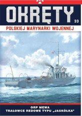 Okręty Polskiej Marynarki Wojennej T.33 ORP Mewa