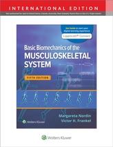 Basic Biomechanics of the Musculoskeletal System, International Edition