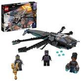 LEGO Super Heroes 76186 Black Panther adračí letoun