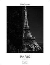 Paris schwarz-weiss 2022 - Format L