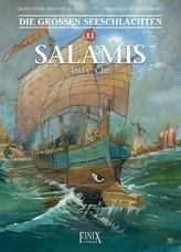 Die Großen Seeschlachten / Salamis 480 v.Chr.