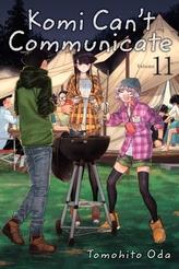 Komi Can\'t Communicate, Vol. 11