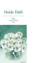 Heide Dahl Kunst-Postkartenkalender 2022