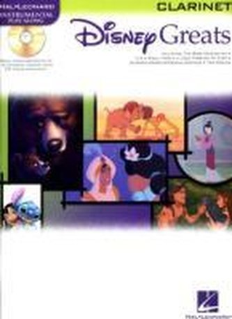 Disney Greats [With CD (Audio)]