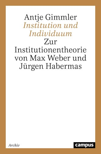 Institution und Individuum