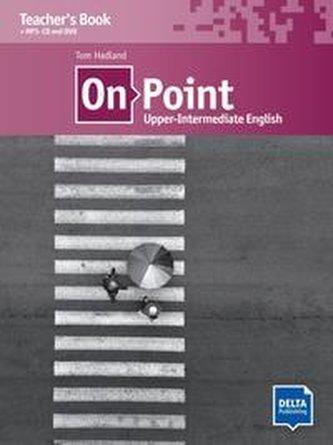 On Point B2. Teacher\'s Book + MP3-CD + DVD
