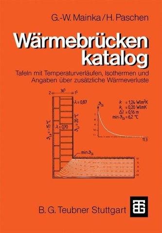 Wärmebrückenkatalog