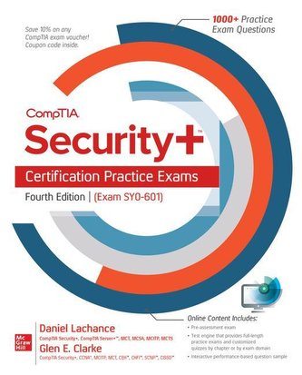 Comptia Security+ Certification Practice Exams (Exam Sy0-601)
