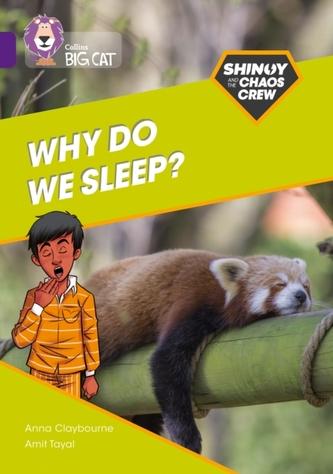 Shinoy and the Chaos Crew: Why do we sleep?