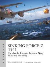 Sinking Force Z 1941