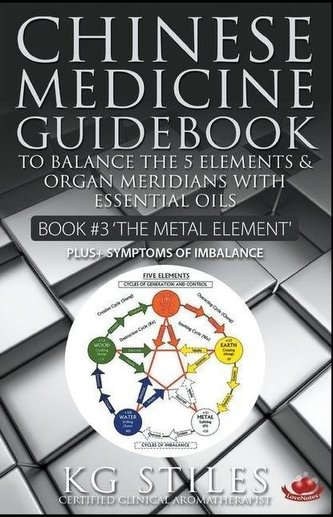Chinese Medicine Guidebook Essential Oils to Balance the Metal Element & Organ Meridians