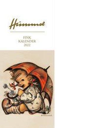 Fink Hummel 2022. Kunst-Postkartenkalender