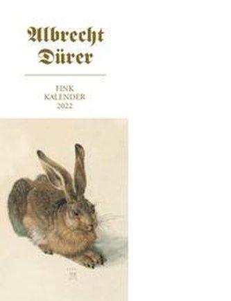 Dürer 2022. Kunst-Postkartenkalender