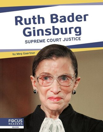 Important Women: Ruth Bader Ginsberg: Supreme Court Justice