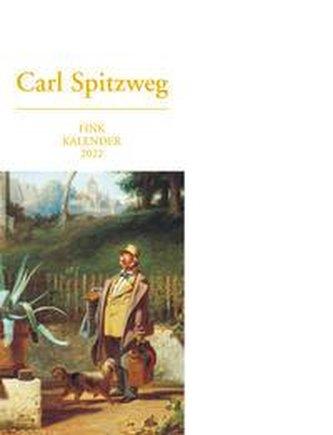Carl Spitzweg 2022 Kunst-Postkartenkalender