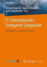 17. Internationales Stuttgarter Symposium Bd.1/2