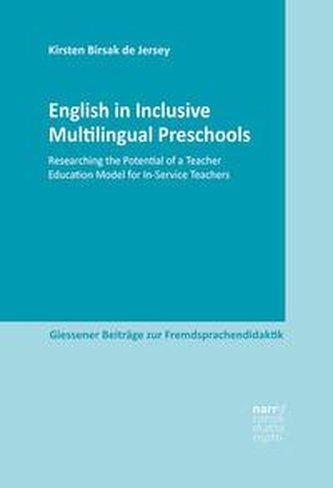 English in Inclusive Multilingual Preschools