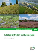 NaBiV Heft 171: Erfolgskontrollen im Naturschutz