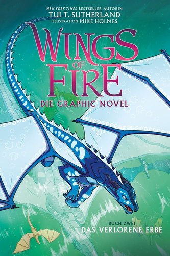 Wings of Fire Graphic Novel #2