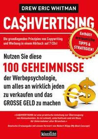 CASHVERTISING - Hörbuch auf 7 CDs inkl. Gratis-Download