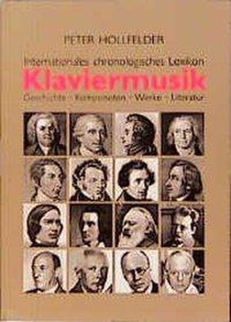 Internationales chronologisches Lexikon Klaviermusik