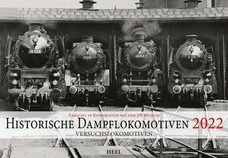 Historische Dampflokomotiven 2022