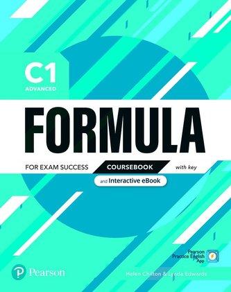 Formula C1 Advanced Coursebook with key