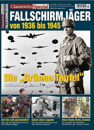 Clausewitz Spezial 33. Fallschirmjäger