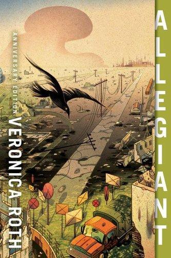 Allegiant. Anniversary Edition
