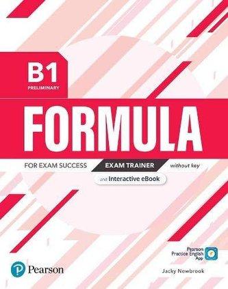 Formula B1 Preliminary Exam Trainer without key