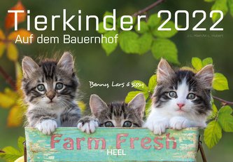 Tierkinder auf dem Bauernhof 2022