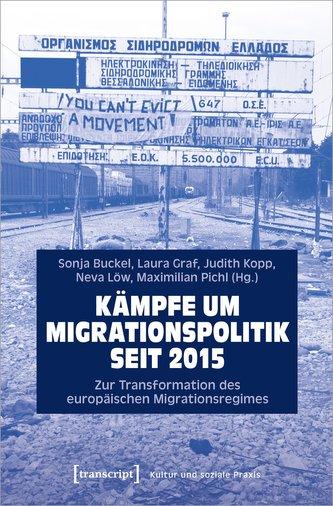 Kämpfe um Migrationspolitik seit 2015