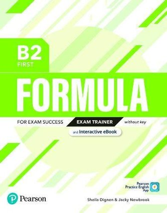 Formula B2 First Exam Trainer without key