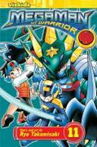 Megaman NT Warrior, Vol. 11