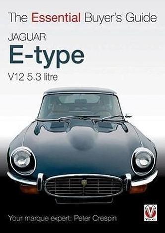 Jaguar E-Type V12 5.3 Litre: 1971 - 1975