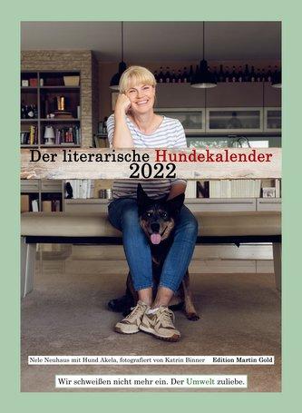 Der literarische Hundekalender 2022