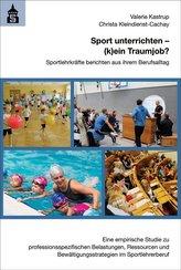 Sport unterrichten - (k)ein Traumjob?