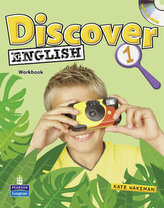 Discover English Global 1 Activity Book and Student´s CD-ROM Pack